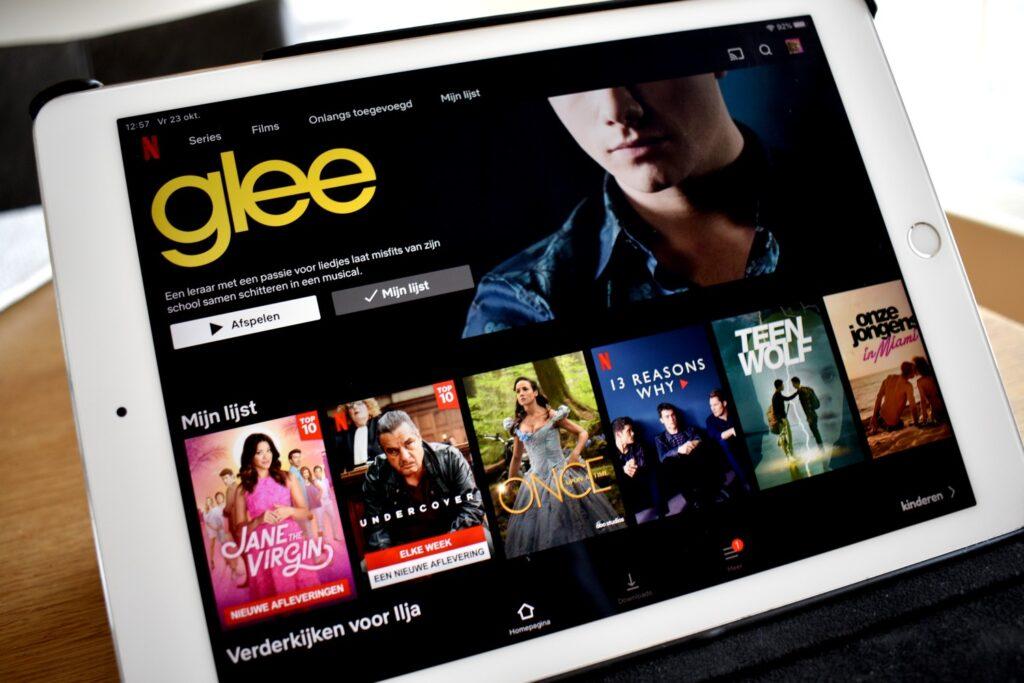 Netflix als een activiteit om je quarantaine door te komen