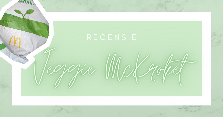 Recensie: Veggie McKroket