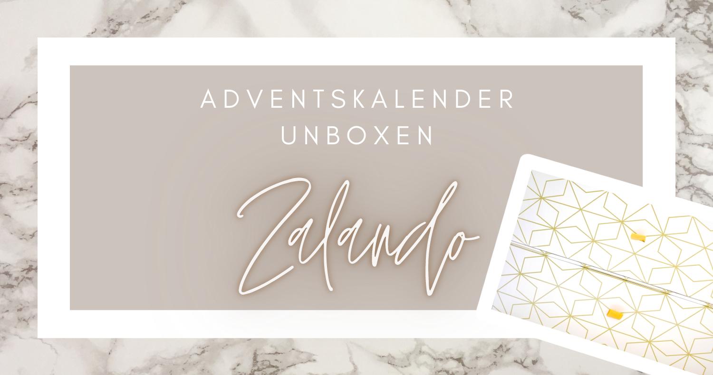 Adventskalender van Zalando