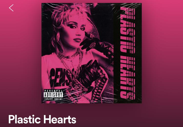 Plastic Hearts: mijn favoriete album van november