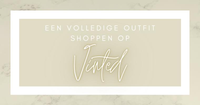 Een volledige outfit shoppen op Vinted