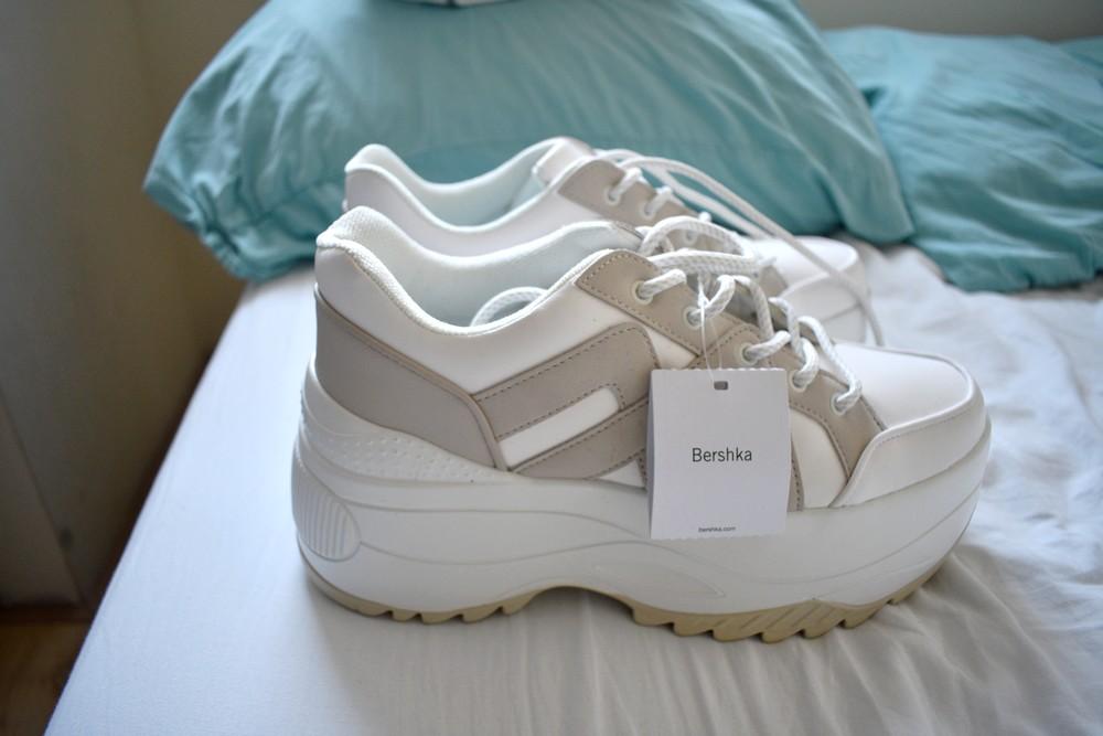 Schoenen Bershka gekocht via Vinted